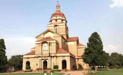 Cathedral Church of the redemption Delhi-Truediscovery