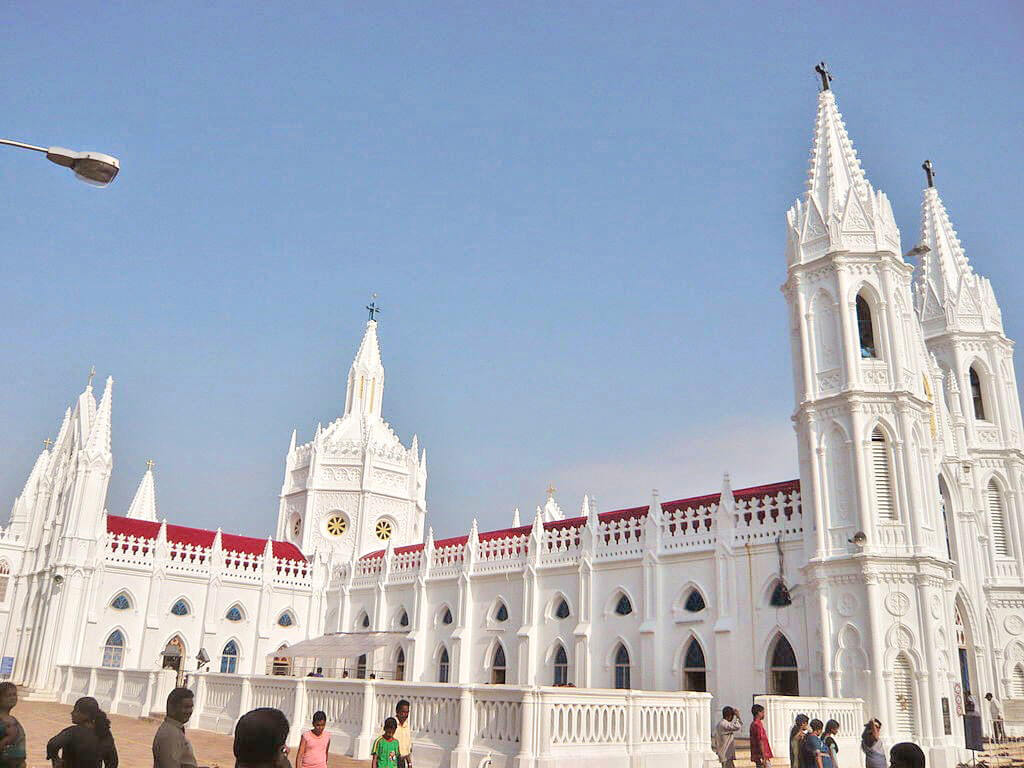 Vellankanni Church-truediscovery