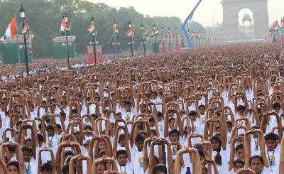 International Yoga Week(1-7 Mar)-truediscovery