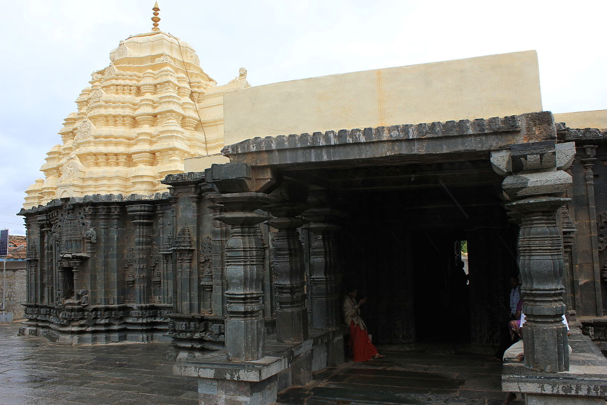 Mallikarjun Temple Andher Pradesh -Truediscovery