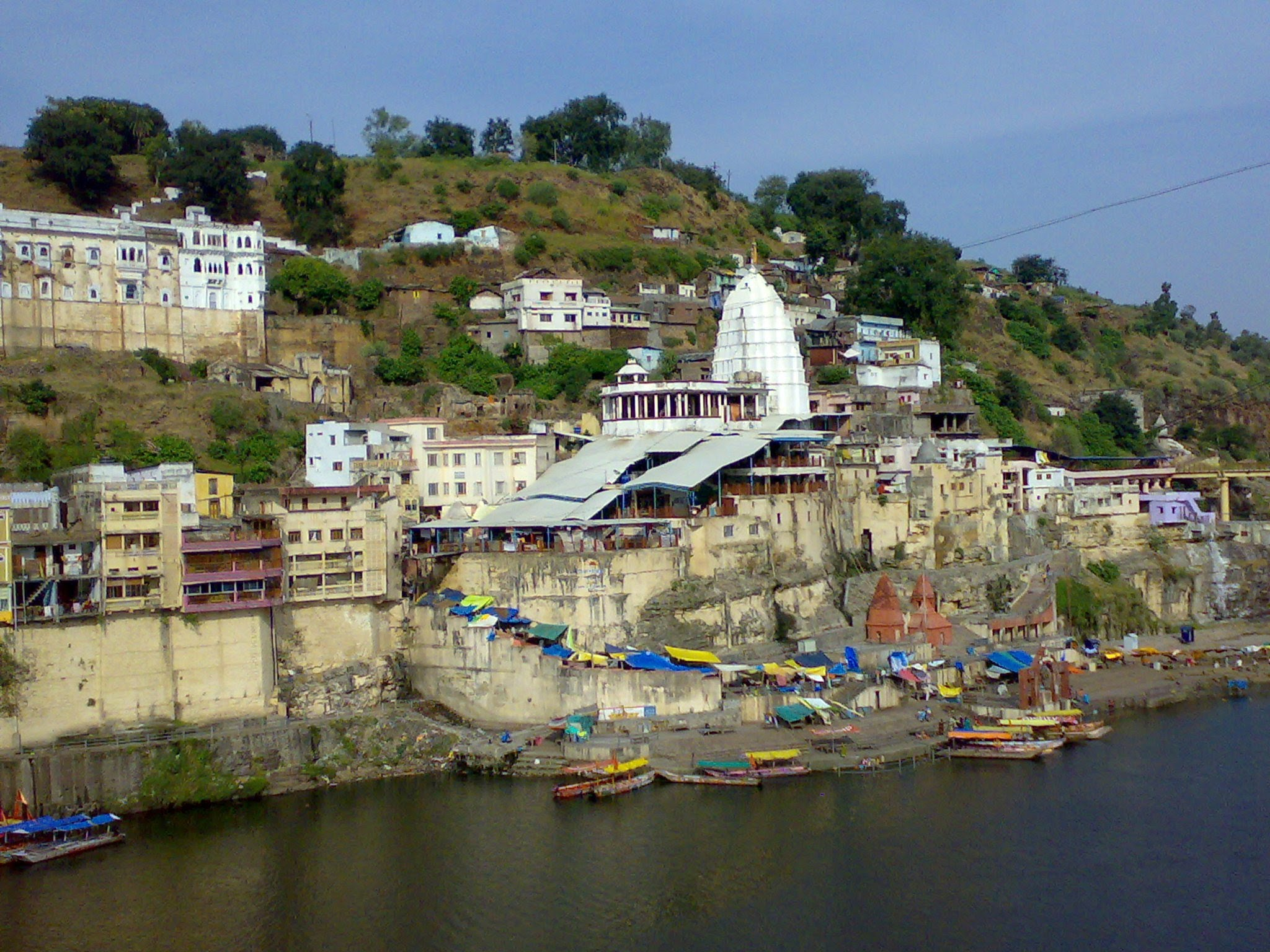 Omkareshwar Temple Madhya Pradesh -Truediscovery