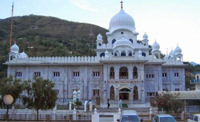 Ponta Sahib Gurudwara Himachal Pradesh-Truediscovery