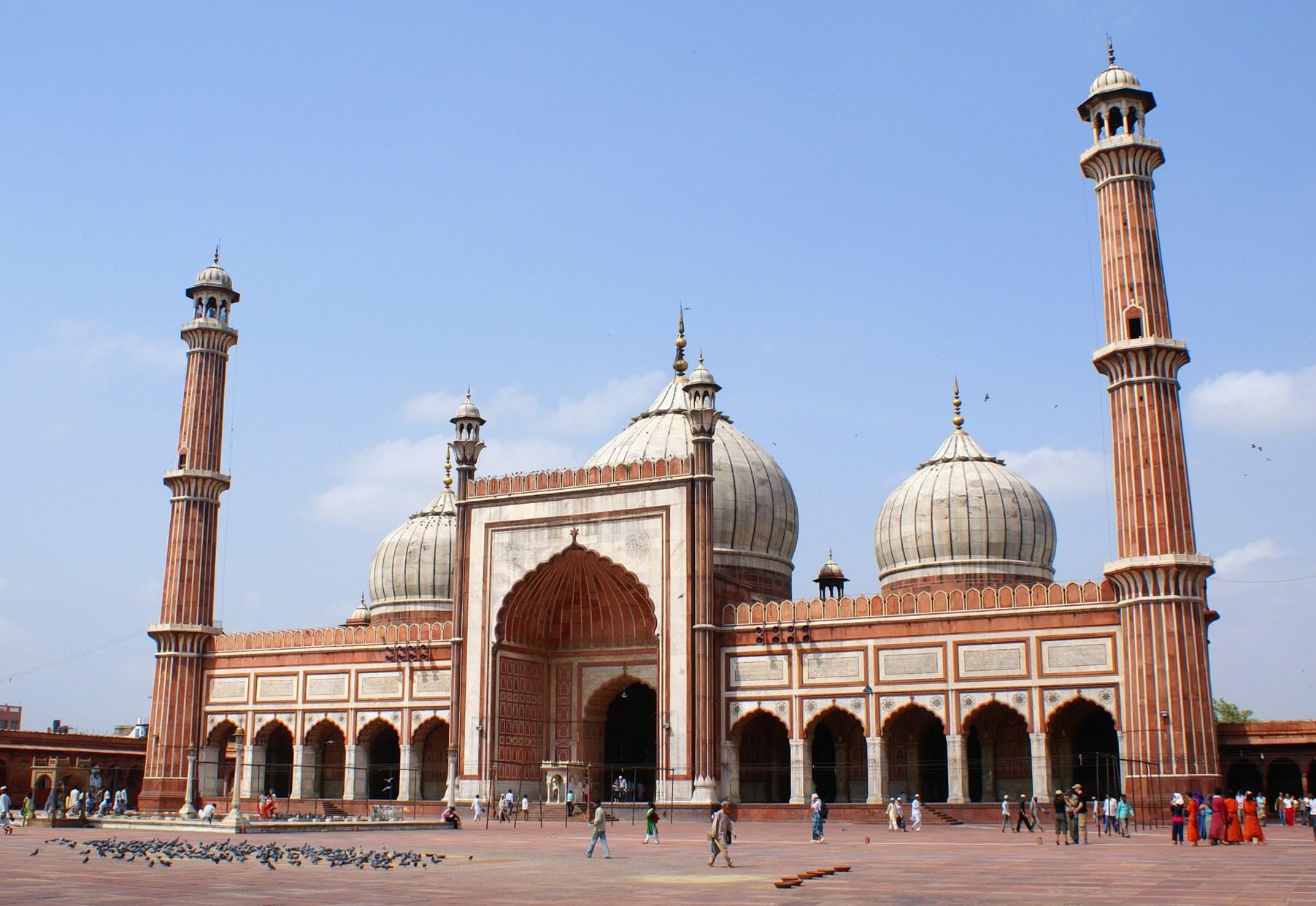 Jamma Masjid Delhi