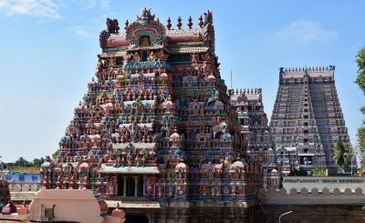 Sri Ranganathaswamy Temple in Trichirapalli,Tamil Nadu